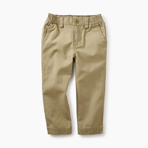 Tea Collection Canvas Chinos, British Khaki