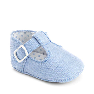 Mayoral Baby Shoes, Indigo