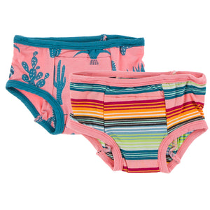 Training Pants Set (Strawberry Cactus / Cancun Strawberry Stripe)