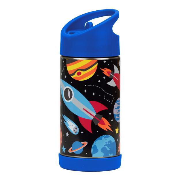 Insulated Stainless Steel Water Bottle, Space