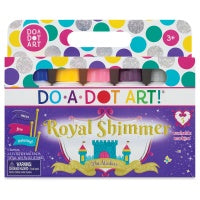 Do A Dot Marker 5 Pack, Royal Shimmer