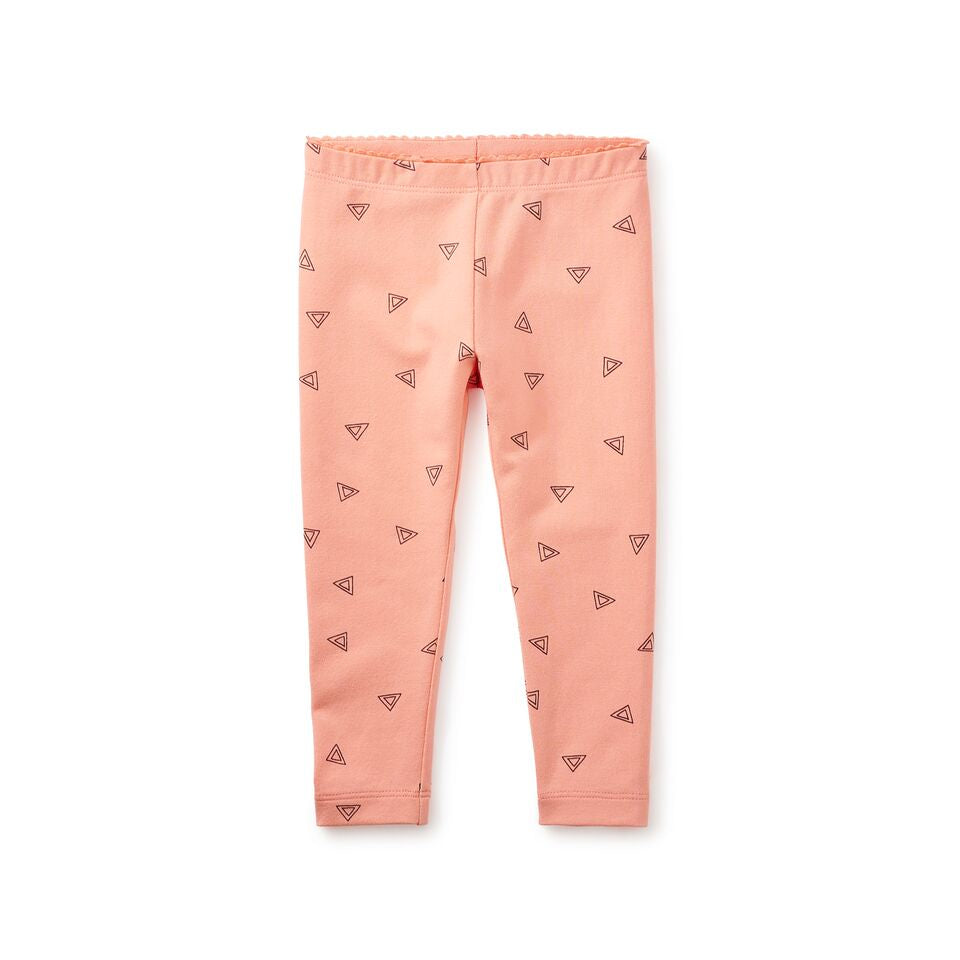 Tea Collection Wooloomooloo Capri Legging, Sherbert