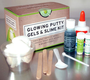 Copernicus Glowing Putty Gels & Slime Kit