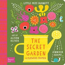 Baby Lit - The Secret Garden Board Book