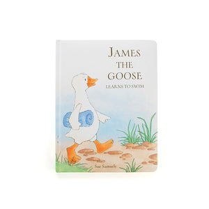 Jelly Cat Books James The Goose