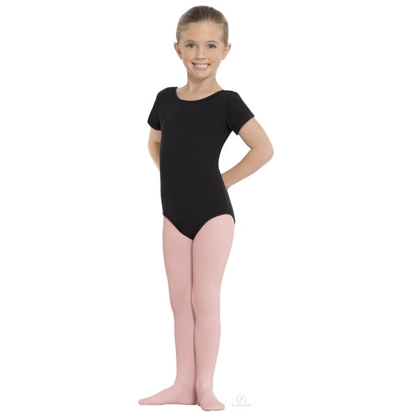 Eurotard Footed Tights, Theatrical Pink
