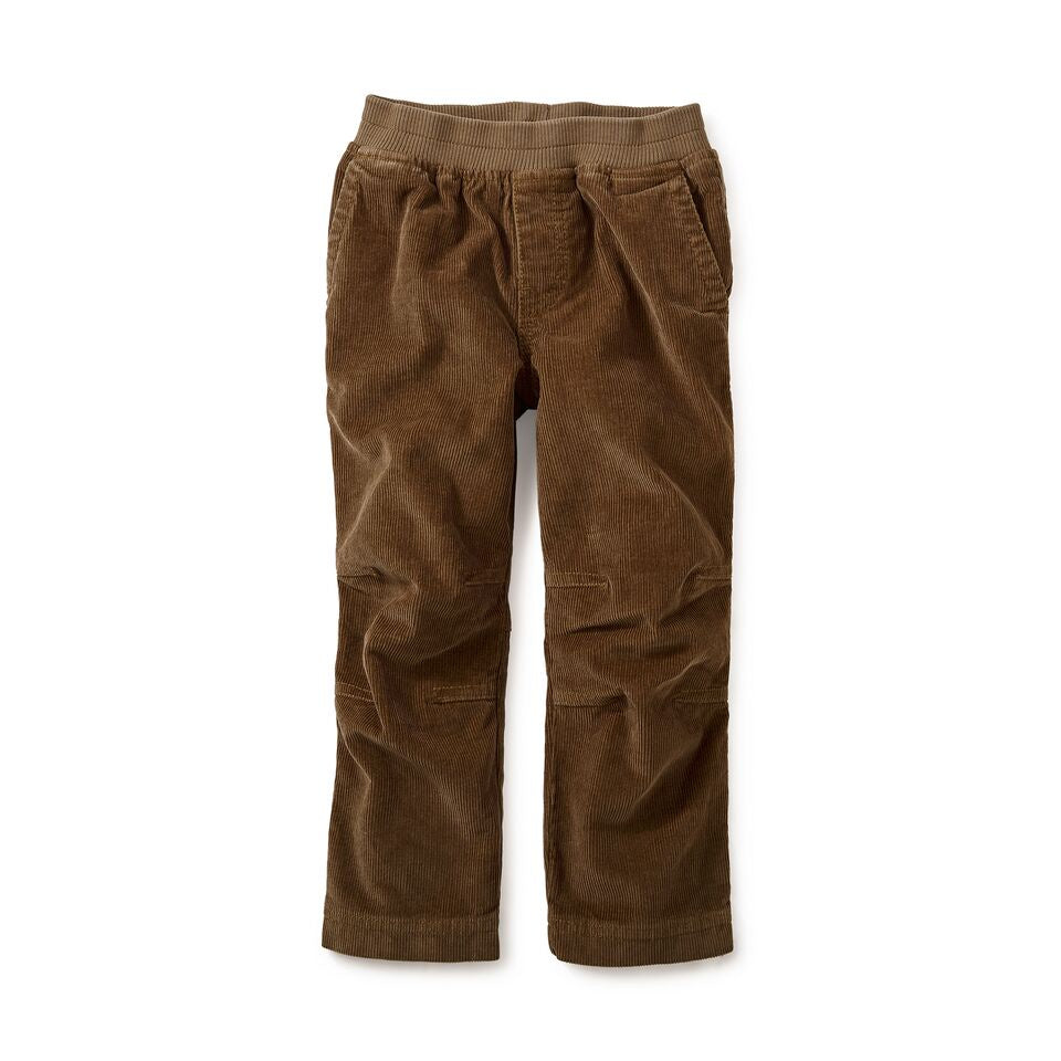 Tea Collection Easy Corduroy Pants, Mushroom