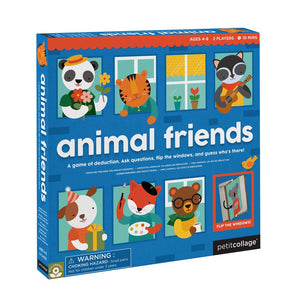 Animal Friends Deduction Game
