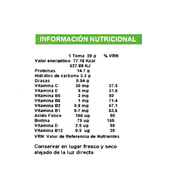 Diet - Food (Vainilla - Avellana)