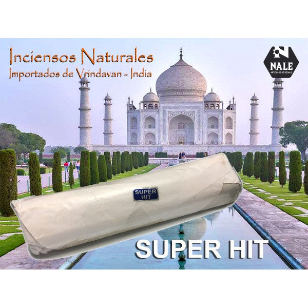 INCIENSO 100% Natural SUPER HIT