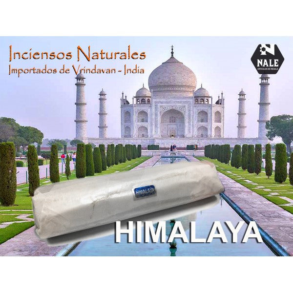 INCIENSO 100% Natural HIMALAYA