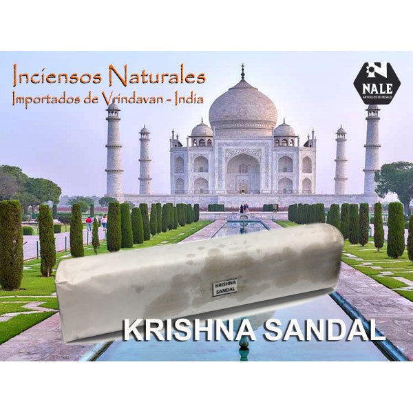 INCIENSO 100% Natural KRISHNA SANDAL