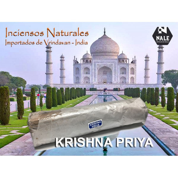 INCIENSO 100% Natural KRISHNA PRIYA