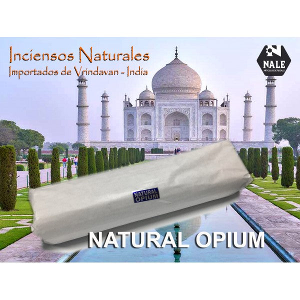 INCIENSO 100% Natural OPIUM