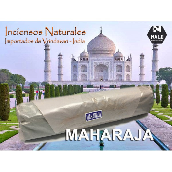 INCIENSO 100% Natural MAHARAJA