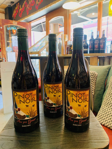 ARE YOU GAME? PINOT NOIR - Australia