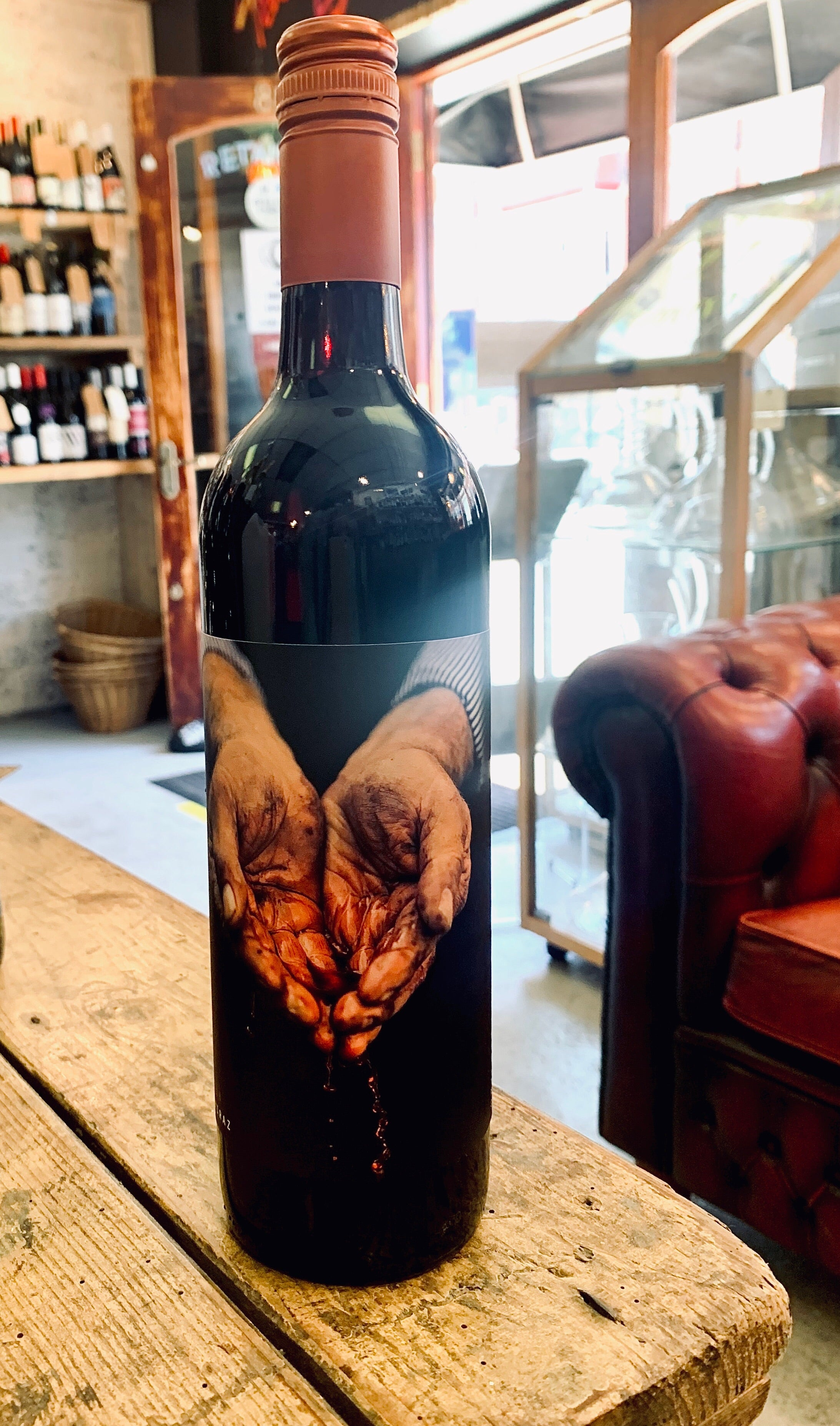 *NEW IN* GROWERS TOUCH SHIRAZ