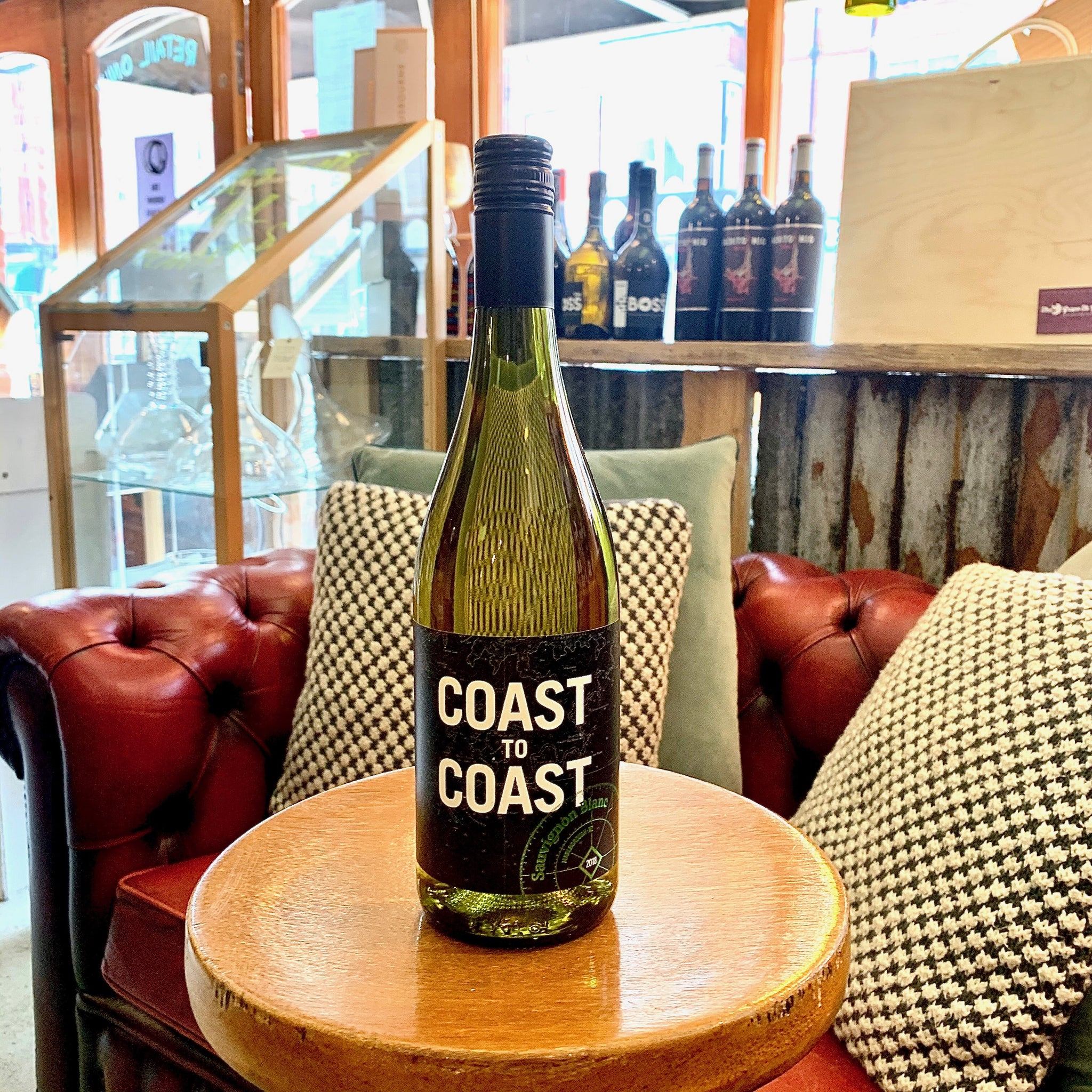 COAST TO COAST SAUVIGNON BLANC Marlborough/New Zealand