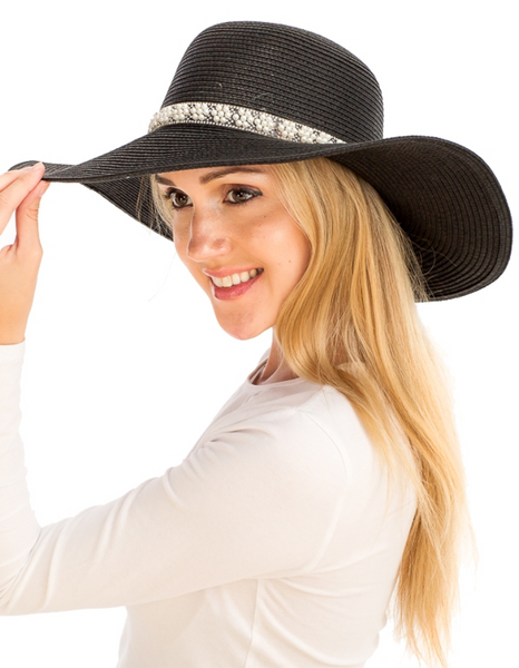 Accent Floppy Hat