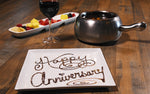 HAPPY ANNIVERSARY | 4 COURSE FOR 2