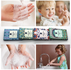Travel & Take anywhere Hand Soap Sheets 25pcs
