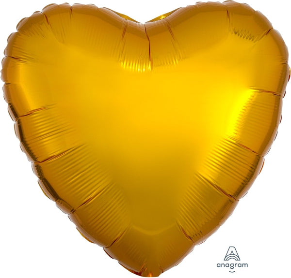 Make Your Own Bouquet Heart Balloons - Mylar 17 inches