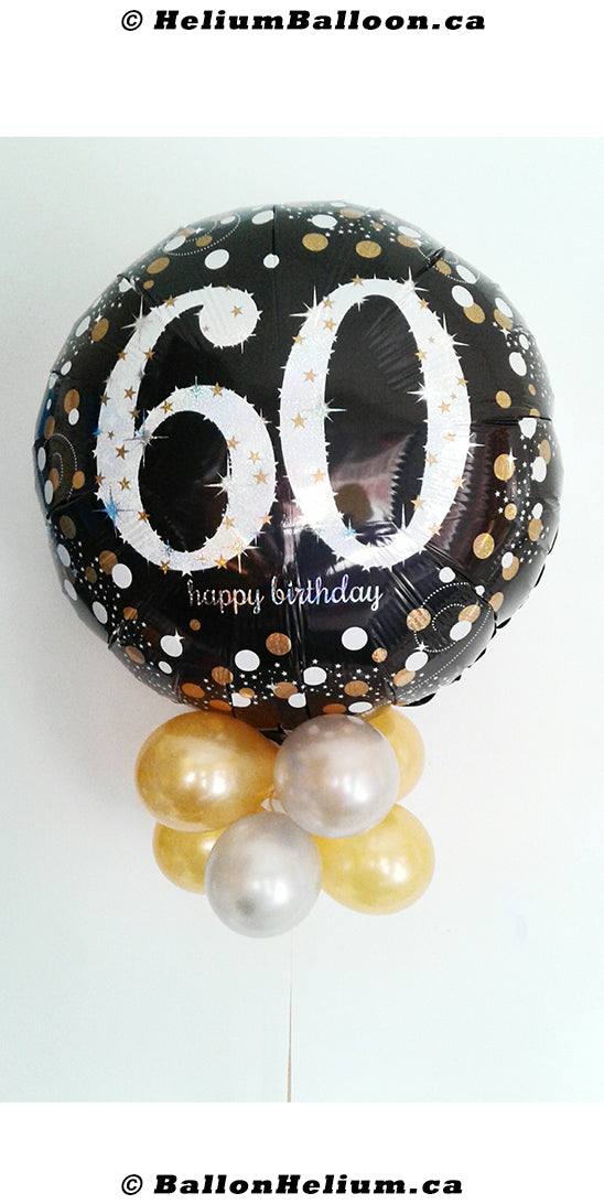Birthday Age 30/40/50/60/65/70/80th