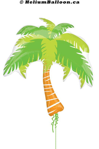Summer Palm Tree Balloon Super Shape 29""