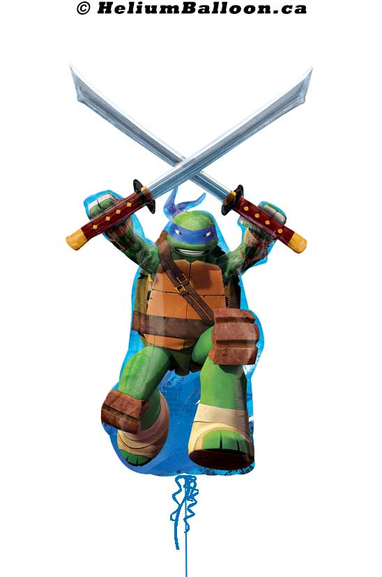 Ninja Turtles Balloon Super Shape 30 inches