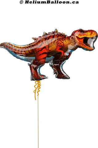 Dino balloon 45 inches
