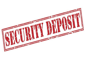 Security Deposit Refundable at the End of Rental Term