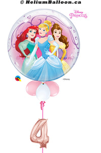 Bubble Princesses ( Age 1 to 9 Optional )