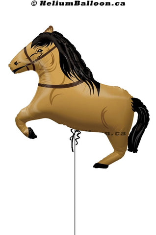 "Horse Balloon Super Shape 28"" x 36"""