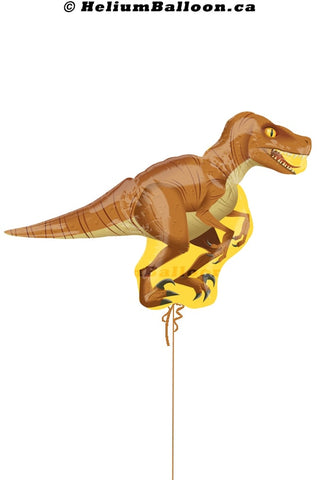 "Dino Dragon Balloon Super Shape 28"" x 36"""