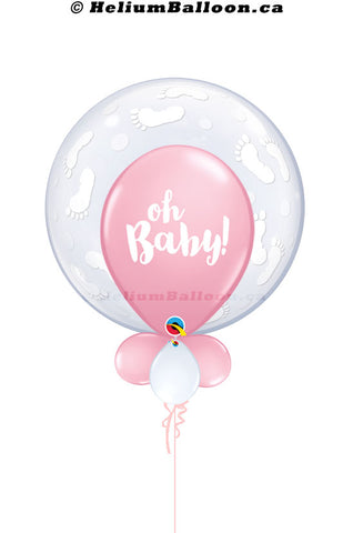 Baby_shower_Oh_Baby_girl_pinkhelium-balloon-Montreal-delivery-Livraison-bouquets-de-ballons-Helium-Montreal-Baby_shower_Oh_Baby_fille_rose