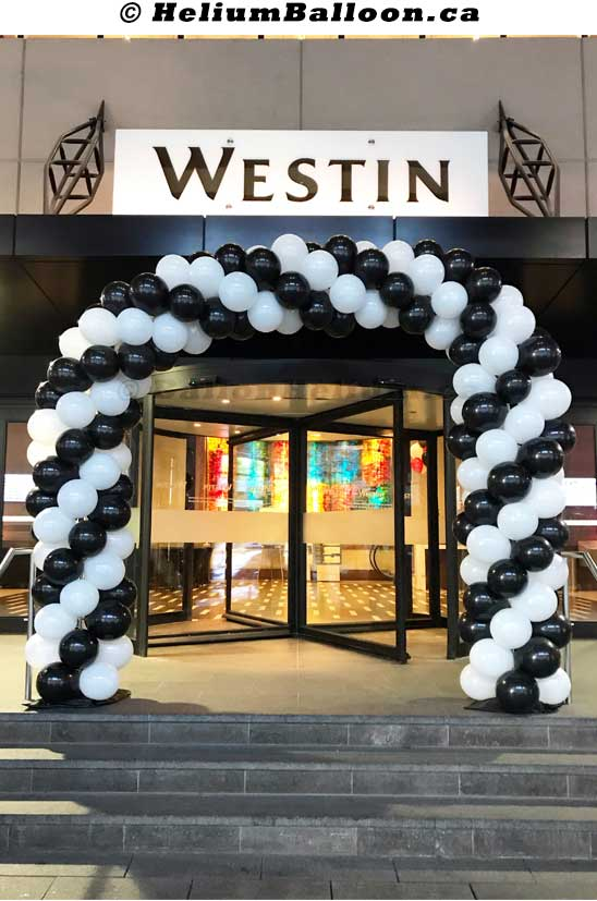 Balloon-Arch-10-10-feet-latex-balloons-decoration-outdoor-indoor-Montreal-delivery-Arche-de-ballons-10-10-pieds-decorations-Livraison-Montreal