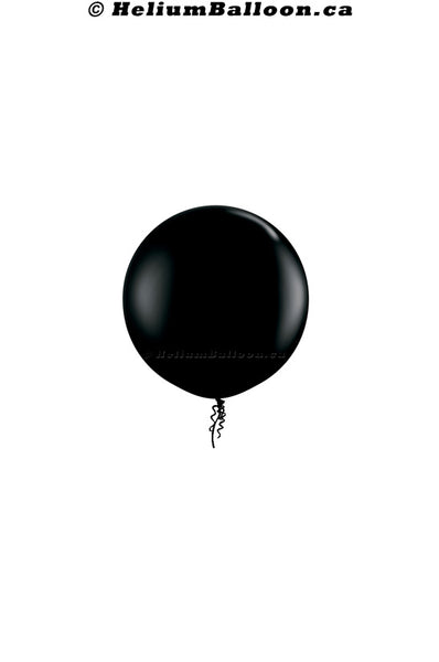 "Latex Balloon 17"" - Choose Your Color"