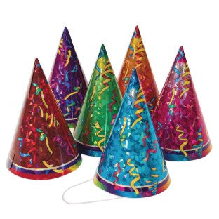 Party Hat - Cone Hats - Multi 1