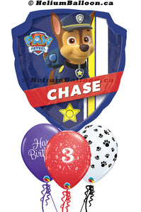 Super Bouquet Paw Patrol ( Age 1 to 10 )