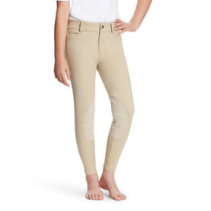 Ariat Youth Heritage Knee Patch Breech