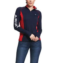 Load image into Gallery viewer, Ariat Tri Factor 1/4 Zip Baselayer