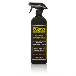 EQyss Premier Spray Marigold Scent Equine coat conditioning Spray