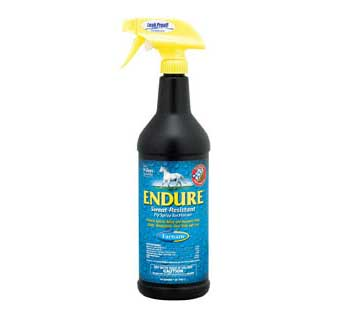ENDURE SWEAT RESISTANT TRIGGER FLY SPRAY 32 OZ