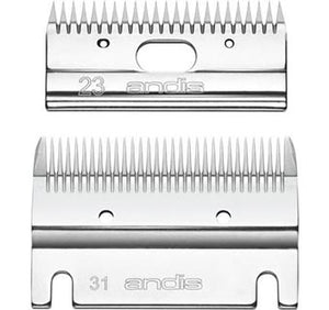Andis® General Purpose Clipper Blade Set 31-23