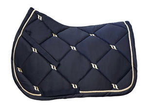 Back On Track Nights Collection Saddle Pad