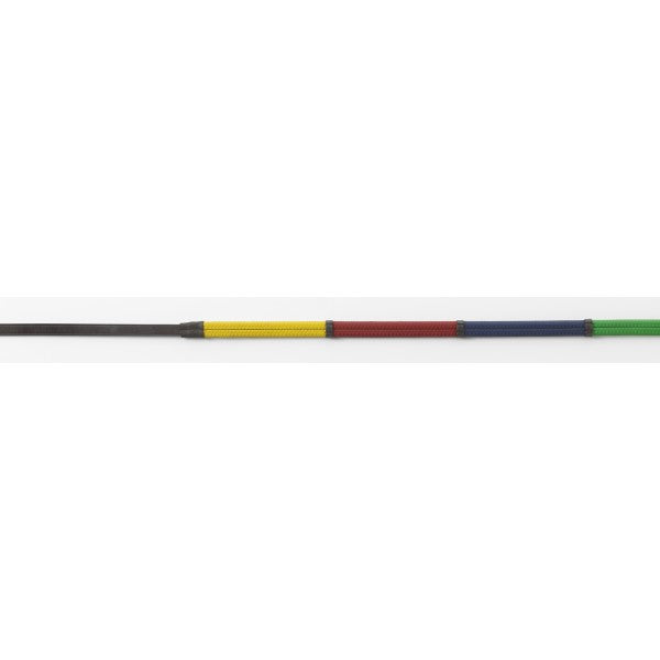 Camelot™ Rainbow Rubber Reins - Pony