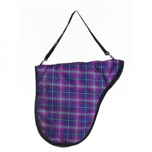 Centaur® Classic Plaid Saddle Carry Bag