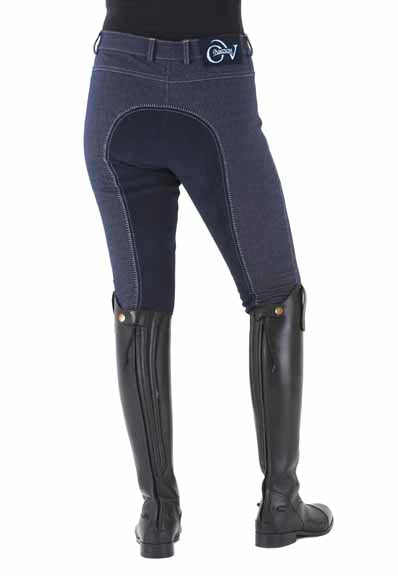 Ovation SoftFLEX Classic Full Seat Breech - Ladies'