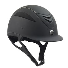 Load image into Gallery viewer, One K™ Defender Chrome Stripe Helmet