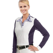 Load image into Gallery viewer, Ovation® Ladies' Belmont Long Sleeve Show Shirt